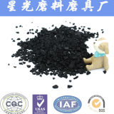 El carbón activado de coco Extracción de Oro Indice de Yodo 1100 mg / G