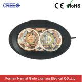 luz del trabajo del poder más elevado LED del CREE 20W (GT1023E-20W)