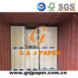 Papel de imprenta de la alta calidad 58GSM Woodfree usado en la producción del cuaderno