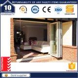 Porte Bi-Fold en aluminium de double vitrage de qualité avec en tant que 2208-1996