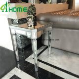 Home Decor Venetian Mirrored Coffee End Table
