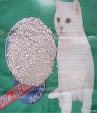 Staubfreie aufhäufennatriumbentonit-Katze-Sänfte