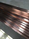 Decorativo imprimere il tubo rotondo dell'acciaio inossidabile