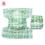 de la promoción precios elegantes impresos del pañal del paño del bebé de la humedad del bloqueo
