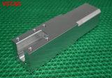 Подгонянная фабрикой часть CNC высокой точности подвергая механической обработке алюминиевая путем филировать