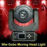Heiße 90W weiße LED bewegliche Hauptstadiums-Beleuchtung des punkt-LED