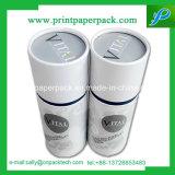Крышка цилиндра изготовленный на заказ подарка упаковывая и коробка вина дна