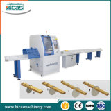 Máquina de corte transversal de madeira de alta precisão
