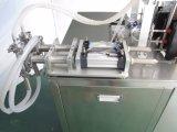 Mascarilla principal cuatro automáticos de China que forma la máquina de relleno del lacre