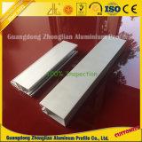 Protuberancias de aluminio de la electroforesis colorida para la decoración de los muebles