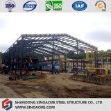 Stahlaufbau für gut entworfenes modernes Zelle-Lager