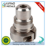 Точность подвергая механической обработке с сталью/нержавеющей сталью