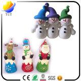 Poupée colorée de mini cadeaux promotionnels de Noël (qualité et poupée neuve de Noël de modèle)