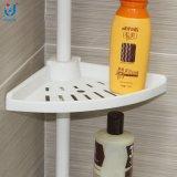 Стеллаж для просушки металла ванной комнаты малышей телескопичный угловойой