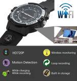 Videorecorder van de Camera's van het Horloge van WiFi de Draadloze Slimme Via APP