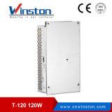 Wechselstrom-Gleichstrom-dreifache Ausgabeschalter-Stromversorgung 120W (T-120)
