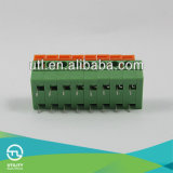 5.0mmピッチPCBの端子ブロックの電気ケーブルのコネクター