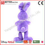Animal relleno del conejito del juguete de la felpa de Pascua