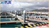 La vente la plus populaire et la plus chaude a galvanisé l'échelle d'embarquement en acier de bateau fabriquée en Chine