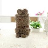 Baby-Deckel Blanketwith Kaninchen-Spielzeug für Kind-Spiel