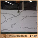 Carrara 백색 석영 돌
