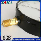 Calibre de pressão comercial Dustproof do OEM com grau IP54 da proteção