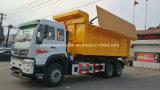 Sinotruk 6X4 30t 훅 팔은 쓰레기 트럭을 복사한다