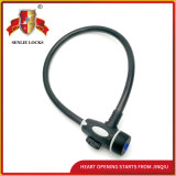 Deux Couleurs Durable Steel Safety Cable Lock
