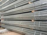 DN20 galvanizado de acero soldado de tuberías para uso Constuction