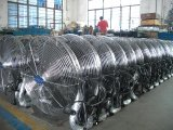 Ventilador de piso elétrico de metal oscilante com aprovação Ce / SAA / CB