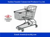 Le chariot à achats le plus neuf de caddie 2016 pour le supermarché