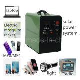 제조 가격을%s 가진 100W 태양 전지판 장비 7ah-100ah DC 태양 에너지 시스템에 휴대용 10W
