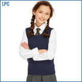 Het Mouwloos onderhemd van de Meisjes van de manier voor Ondergeschikte Eenvormige Middelbare school