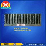 ISO9001 aluminium Heatsink voor Elektronika