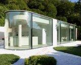 Alumínio de luxe portas deslizantes curvadas (BHA-DSA05)