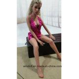 """boneca """"sexy"""" do sexo do silicone do brinquedo de 145cm com Vagina real"""