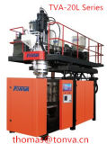 Máquina del moldeo por insuflación de aire comprimido de Tva-20L-III para el barril del plástico de las piezas de automóvil