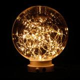 2017 크리스마스를 위한 새로운 Starrysky 공 LED 램프