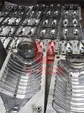 Машина дуновения простирания профессиональной конструкции полуавтоматная отливая в форму