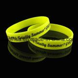 Wristband registrabile promozionale del silicone con Thb-018