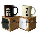 Напечатанная подгонянные чашка Paperboard и стеклянная упаковывая коробка принимают