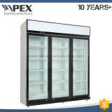 Handelsgetränkebildschirmanzeige-Kühlvorrichtung/Getränk-Bildschirmanzeige-Kühlraum/Supermarkt-Bildschirmanzeige-Kühlraum