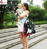 Babypram-europäischer Standard-Aluminiumbaby-Spaziergänger 2 in 1 Fuctions