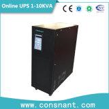 UPS in linea a bassa frequenza prodotta di monofase con il fattore di potere 0.8