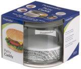 Коробки давления гамбургера Caddy пирожка холодные