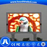 Visualización de LED a todo color al aire libre del uso P10 SMD3535