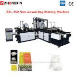 Sac non tissé faisant la machine évaluer (Zxl-350)