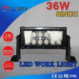 車IP68のための36W 8inch LED作業ライト