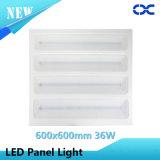 Luz del panel casera del cuadrado LED de la lámpara