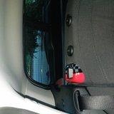 아주 새로운 아BS 소형 술장수 Clubman F54 (2PCS/Set)를 위한 물자 UV 보호된 Jcw 색깔 작풍 뒷 좌석 벨트 덮개